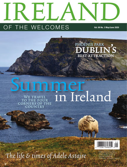 Ireland of the Welcomes April 30, 2020 00:00