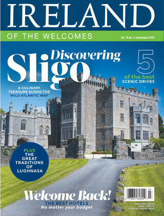 Ireland of the Welcomes Jul/Aug 2021