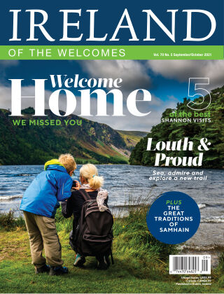 Ireland of the Welcomes Sept/Oct 2021