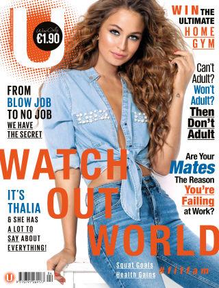 U Magazine April 2017