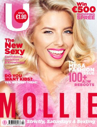 U Magazine October Issue