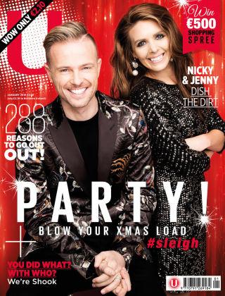 U Magazine January 2018