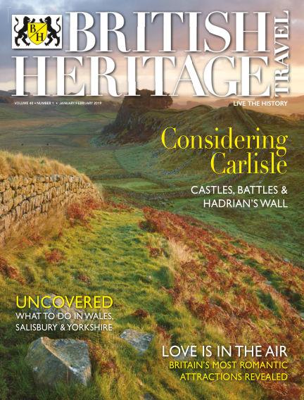 British Heritage Travel December 06, 2018 00:00
