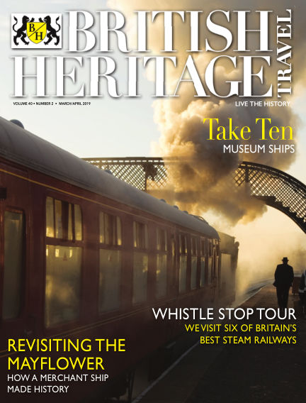 British Heritage Travel March 29, 2019 00:00