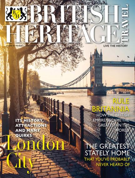 British Heritage Travel April 29, 2019 00:00