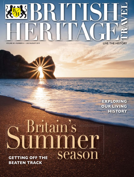 British Heritage Travel June 06, 2019 00:00