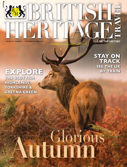 British Heritage Travel August 08, 2019 00:00