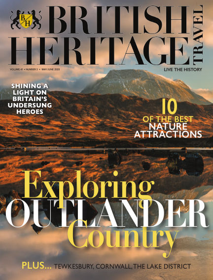 British Heritage Travel April 02, 2020 00:00
