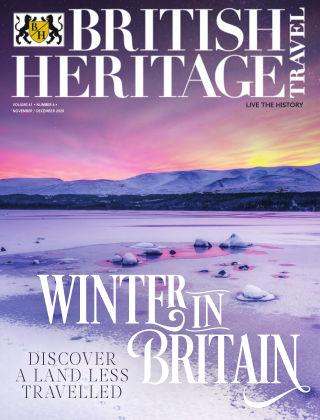 British Heritage Travel Nov/Dec 2020