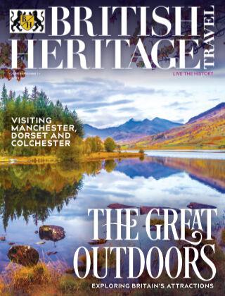 British Heritage Travel Jan/Feb 2021