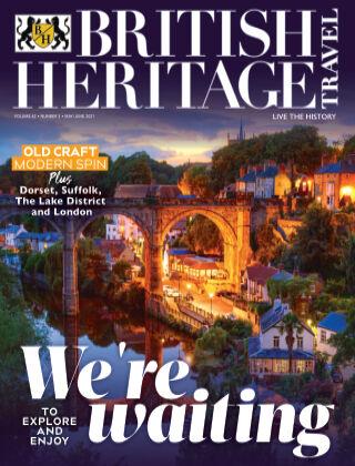 British Heritage Travel May/Jun 2021