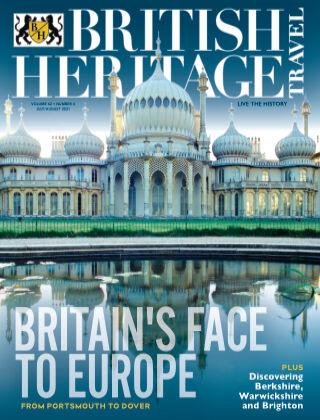 British Heritage Travel July/Aug 2021