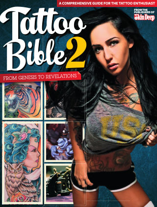 The Tattoo Bible Issue 02