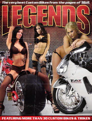 Legends Issue 01