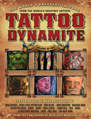 Tattoo Dynamite Issue 01