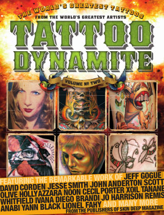 Tattoo Dynamite Issue 02