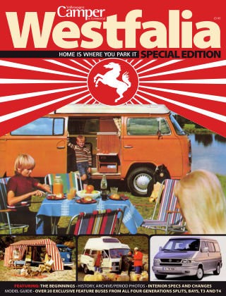 Westfalia Special Edition Issue 01