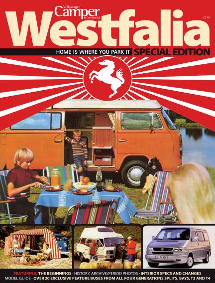 Westfalia Special Edition April 28, 2018 00:00