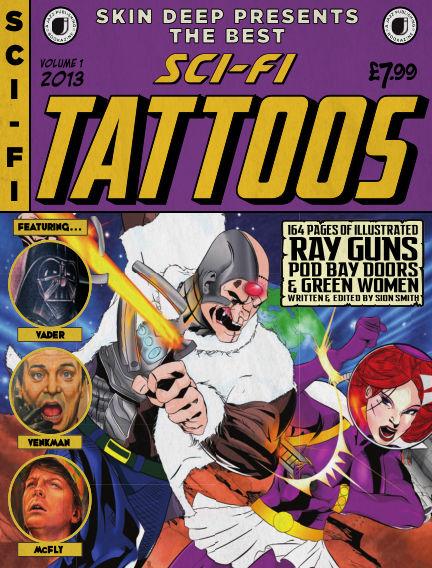 Sci-FI Tattoos