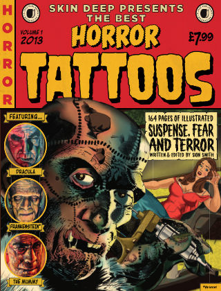 Horror Tattoos Issue 01
