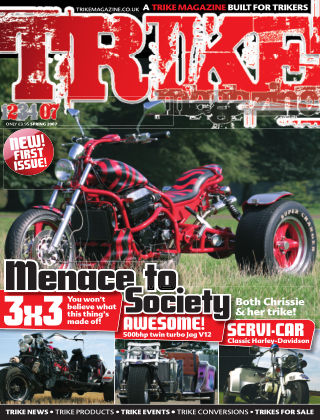 TRIKE magazine Issue 1
