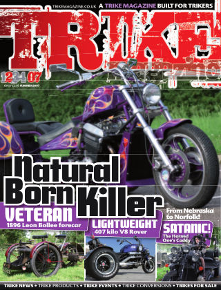 TRIKE magazine Issue 2