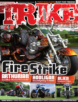 TRIKE magazine Issue 3