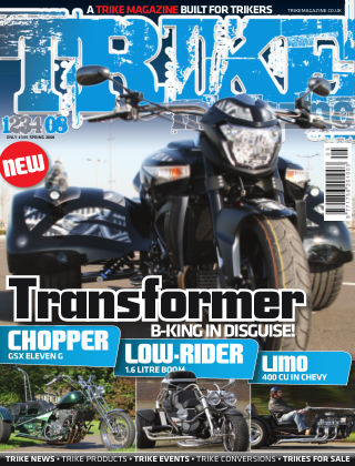 TRIKE magazine Issue 5