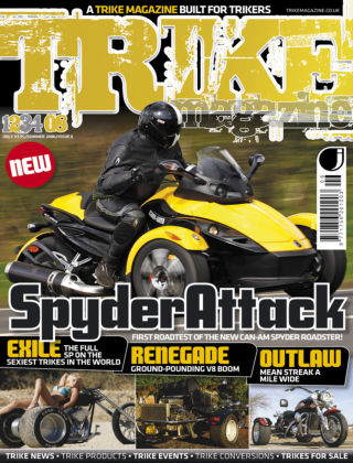 TRIKE magazine Issue 6