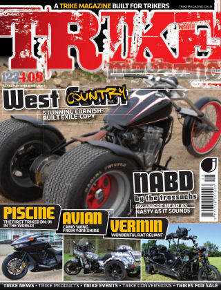 TRIKE magazine Issue 8