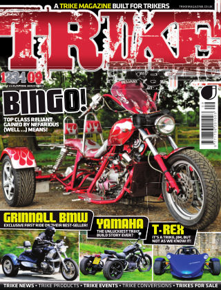 TRIKE magazine Issue 9