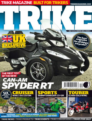 TRIKE magazine Issue 12