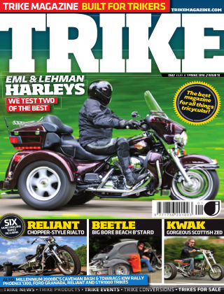 TRIKE magazine Issue 13