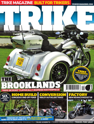 TRIKE magazine Issue 14