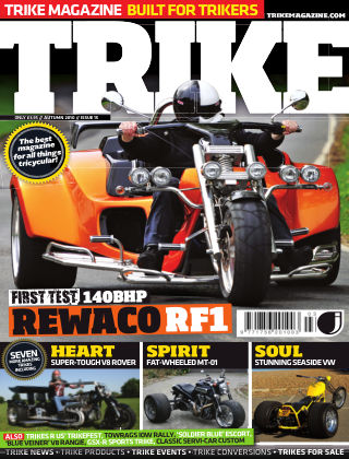 TRIKE magazine Issue 15