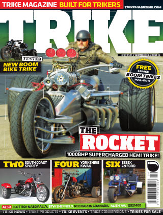TRIKE magazine Issue 16