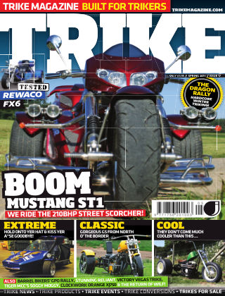 TRIKE magazine Issue 17
