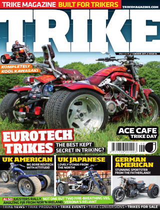 TRIKE magazine Issue 18