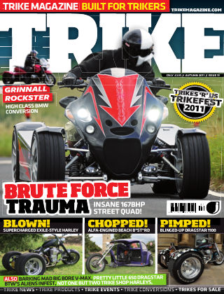 TRIKE magazine Issue 19
