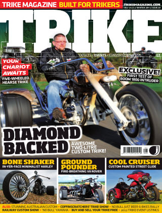TRIKE magazine Issue 20