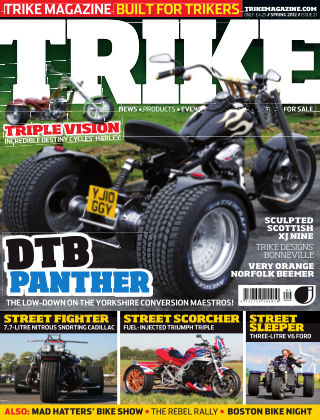 TRIKE magazine Issue 21
