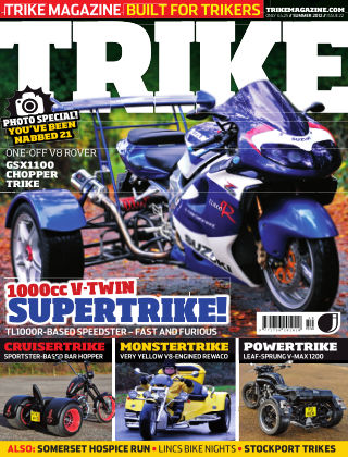 TRIKE magazine Issue 22