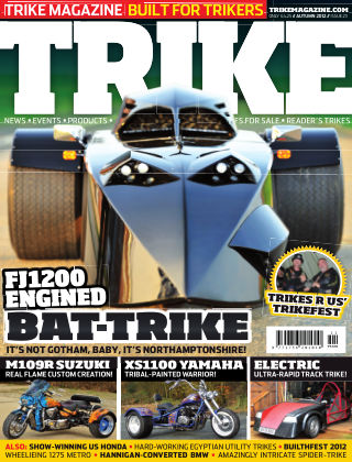 TRIKE magazine Issue 23