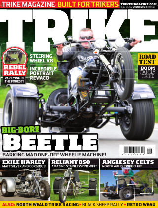 TRIKE magazine Issue 24