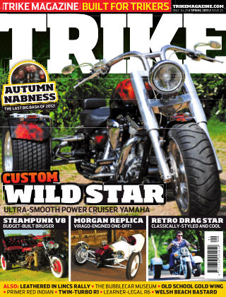 TRIKE magazine Issue 25
