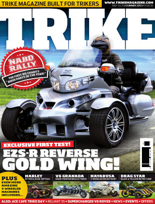 TRIKE magazine Issue 26