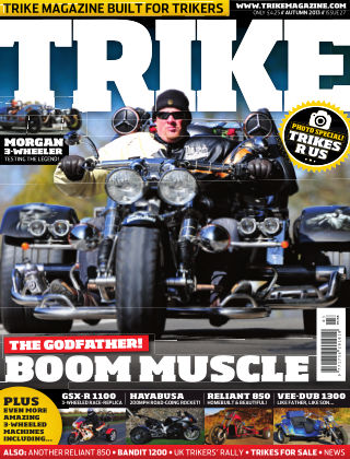 TRIKE magazine Issue 27