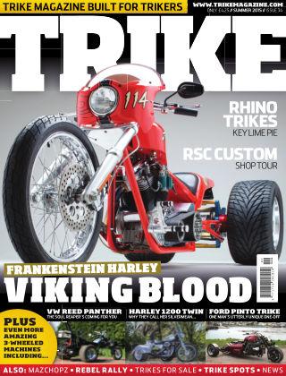 TRIKE magazine Issue 34