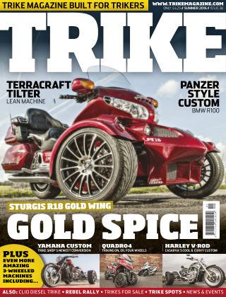 TRIKE magazine Issue 38