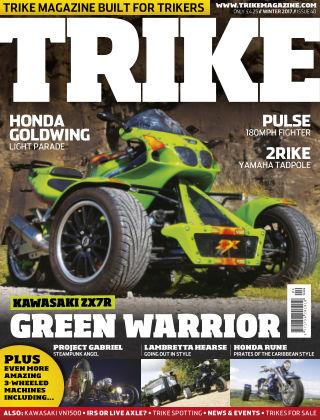 TRIKE magazine Issue 40